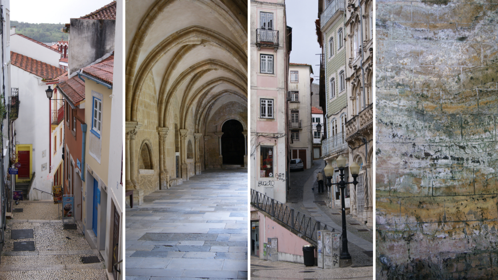 Historical centre of Coimbra (Almedina)