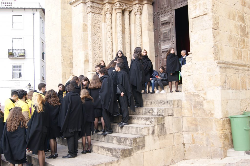 Students of Coimbra