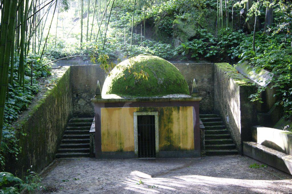 Chapel Jardim Botanico Coimbra
